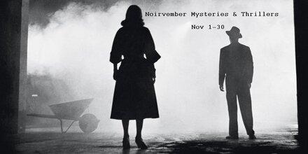 'Noirvember' ebook giveaway