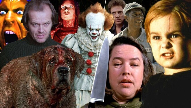 Characters from Stephen King's books